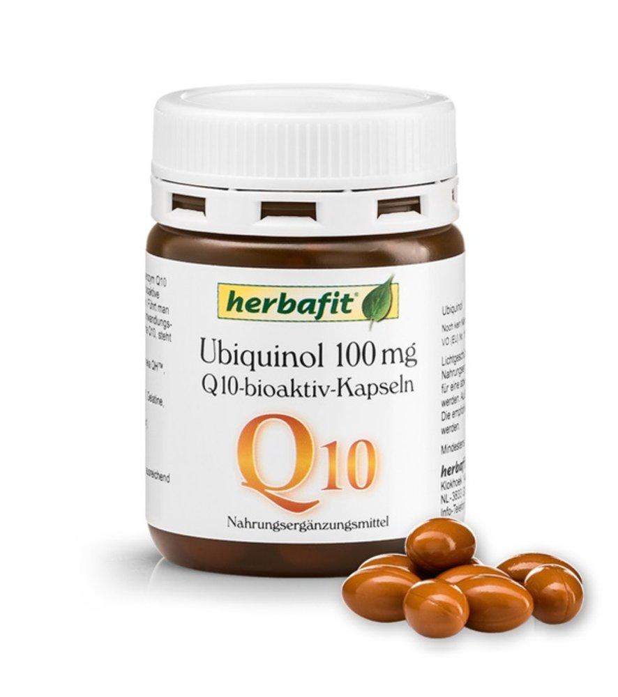 Ubiquinol Q10 - 100 mg