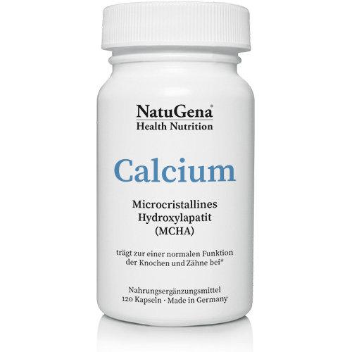 Calcium MCHA Natugena