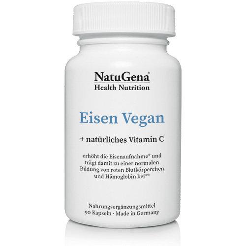 Eisen-Vegan-Natugena