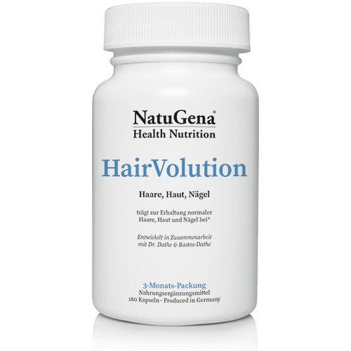 Hairvolution Natugena