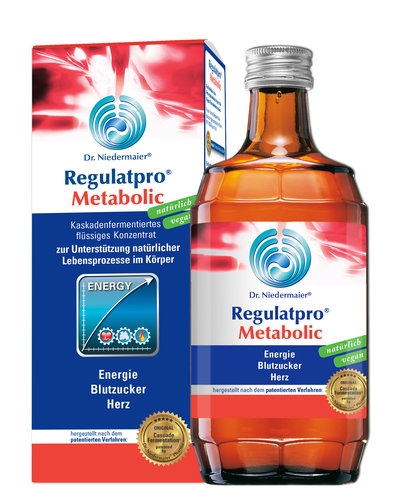 Dr. Niedermaier - Regulatpro Metabolic 350ml