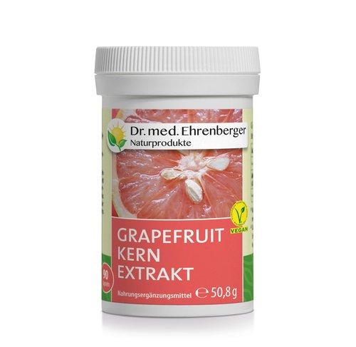 Grapefruitkern Extrakt 90 Kapseln von Dr. Ehrenberger
