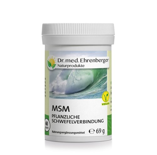 MSM Kapseln Dr. Ehrenberger