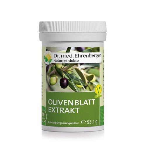 Olivenblattextrakt Dr. ehrenberger