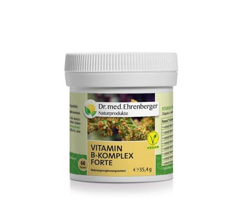 Vitamin B-Komplex forte Kapseln Dr. Ehrenberger